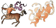 Sagittarius and Gemini Zodiac signs compatibility