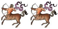 Sagittarius and Sagittarius Zodiac signs compatibility