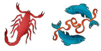 Scorpio and Pisces Zodiac signs compatibility