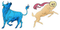 Taurus and Aries Zodiac signs compatibility