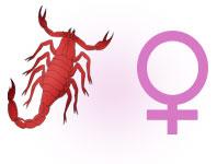 Scorpio Woman