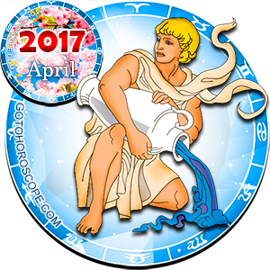 Daily Horoscope for Aquarius for April 13, 2017
