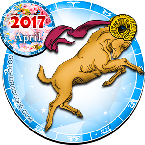 2017 April Horoscope Aries for the Rooster Year