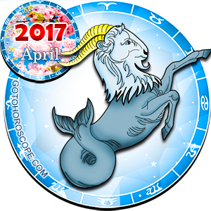 2017 April Horoscope Capricorn for the Rooster Year