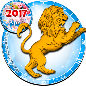 2017 April Horoscope Leo for the Rooster Year