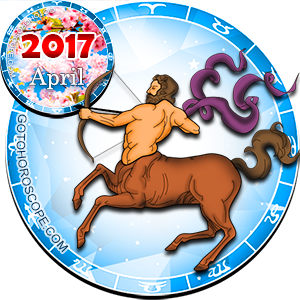 Sagittarius Horoscope for April 2017