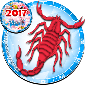 Daily Horoscope for Scorpio for April 24, 2017