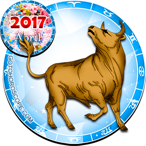 Monthly April 2017 Horoscope for Taurus
