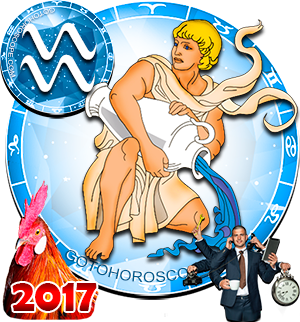 2017 Work Horoscope for Aquarius Zodiac Sign