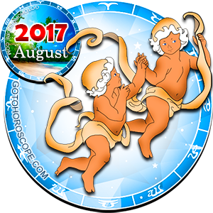 Monthly August 2017 Horoscope for Gemini