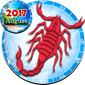 Monthly August 2017 Horoscope for Scorpio