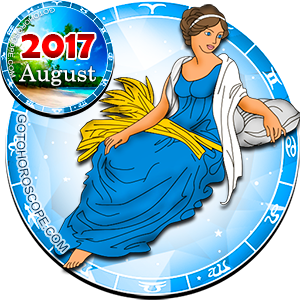 Monthly August 2017 Horoscope for Virgo