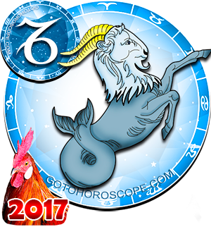 2017 Horoscope for Capricorn Zodiac Sign