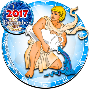 Daily Horoscope for Aquarius for December 16, 2017