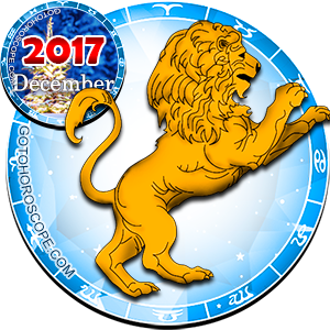 Monthly December 2017 Horoscope for Leo