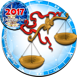 Monthly December 2017 Horoscope for Libra