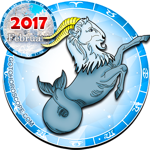 Monthly February 2017 Horoscope for Capricorn