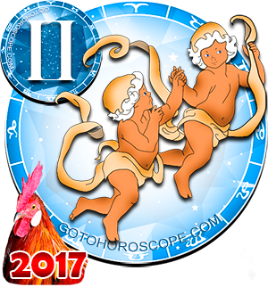2017 Horoscope Gemini