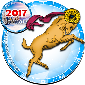 Daily Horoscope for Aries for January 1, 2017