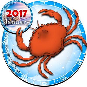 Daily Horoscope for Cancer for January 1, 2017