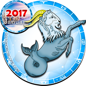 Daily Horoscope for Capricorn for January 22, 2017