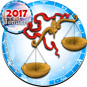 Daily Horoscope for Libra for January 13, 2017