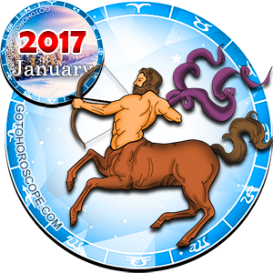Daily Horoscope for Sagittarius for January 27, 2017