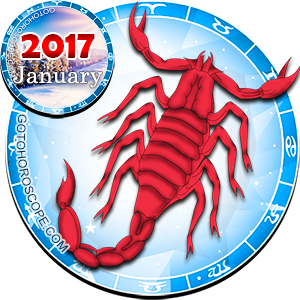Daily Horoscope for Scorpio for January 13, 2017