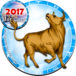Taurus Horoscope for January 2017