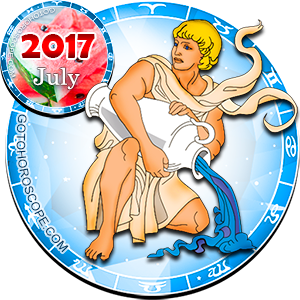 2017 July Horoscope Aquarius for the Rooster Year