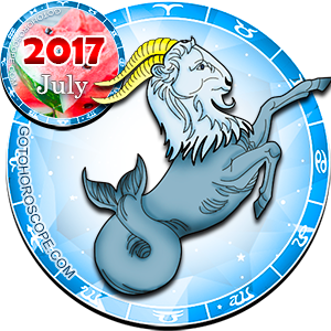 2017 July Horoscope Capricorn for the Rooster Year
