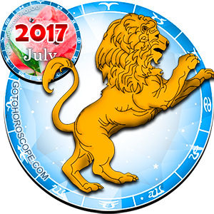 2017 July Horoscope Leo for the Rooster Year