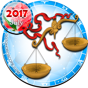 Monthly July 2017 Horoscope for Libra