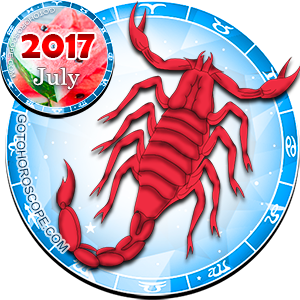 Scorpio Horoscope for July 2017