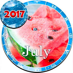 Monthly July 2017 Horoscope