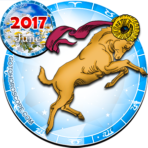 2017 June Horoscope Aries for the Rooster Year