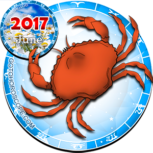 2017 June Horoscope Cancer for the Rooster Year