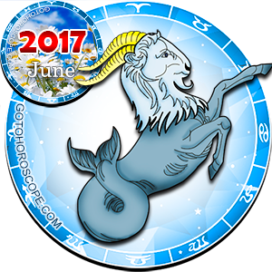 2017 June Horoscope Capricorn for the Rooster Year