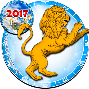 2017 June Horoscope Leo for the Rooster Year