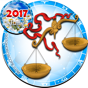 2017 June Horoscope Libra for the Rooster Year
