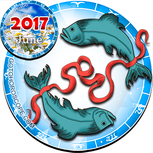Monthly June 2017 Horoscope for Pisces