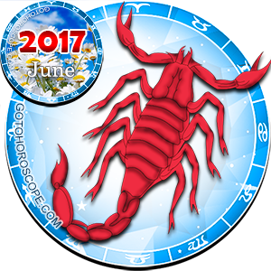 2017 June Horoscope Scorpio for the Rooster Year