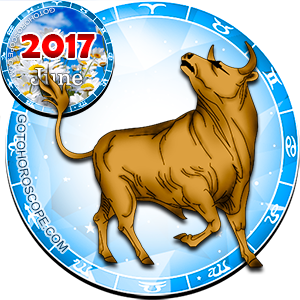 2017 June Horoscope Taurus for the Rooster Year