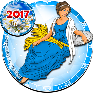 Monthly June 2017 Horoscope for Virgo