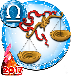 2017 Horoscope for Libra Zodiac Sign