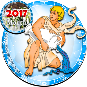 Daily Horoscope for Aquarius for March 30, 2017