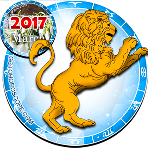 Daily Horoscope for Leo for March 26, 2017