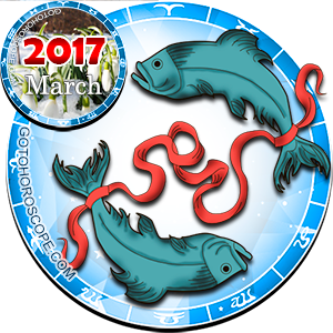 Pisces Horoscope for March 2017