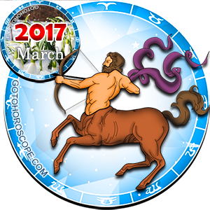 Daily Horoscope for Sagittarius for March 9, 2017