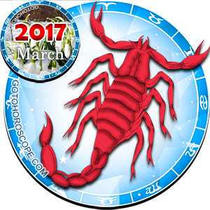 Daily Horoscope for Scorpio for March 13, 2017